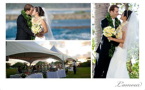 destination wedding turtle bay resort lamour photography