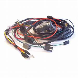 Engine Wiring Harness  1971 Chevrolet Nova   Chevy Ii