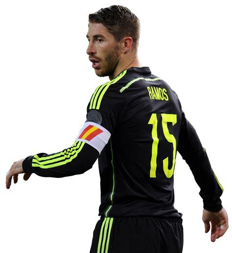 Sergio Ramos  Football Renders
