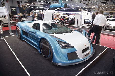 Gumpert Apollo Speed Lands At Geneva