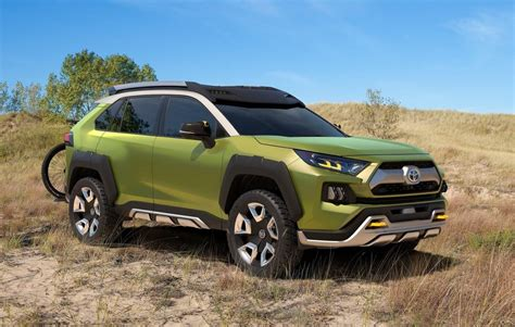 toyota ft ac concept shows rugged suv   future