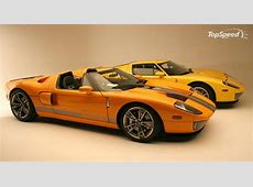 2006 Ford GTX1 Roadster Picture 116309 car review