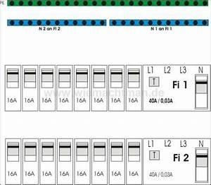 Fi Schalter Anklemmen : mehrere fi schalter anschlie en schaltplan in 2020 ~ A.2002-acura-tl-radio.info Haus und Dekorationen