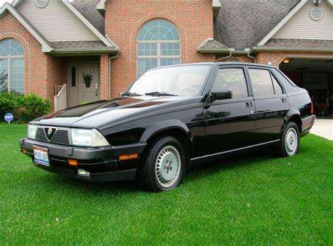 Classic Italian Cars For Sale » Blog Archive » 1987 Alfa