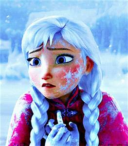Freezing Anna #4 | via Tumblr - animated gif #1675229 by ...