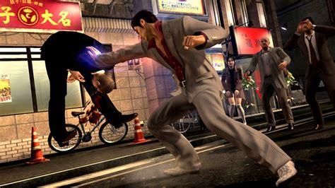 yakuza  remaster     screenshots