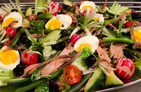 cuisine nicoise salade nicoise travelservices