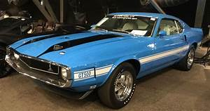Lone Pony: Shelby And Ford's Most Forgotten Stead, The 1970 Ford Mustang Shelby GT500