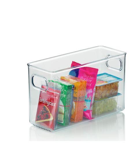 rangement placard cuisine boîte de rangement pour réfrigérateur et placards de cuisine 25 5cm x 10cm x 15 5cm
