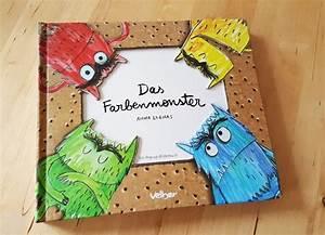 Bilderbücher Zum Thema Farben : ber gef hle und farben das farbenmonster unser kinderbuchtipp apfelb ckchen familienblog ~ Sanjose-hotels-ca.com Haus und Dekorationen