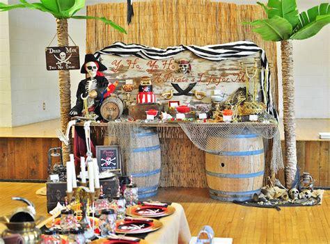 Kara's Party Ideas Pirates Of The Caribbean Birthday Party