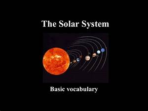 Basic Solar System - Pics about space