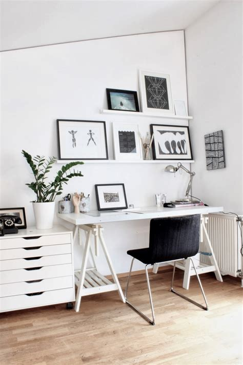 interior exquisite home office images from scandinavian