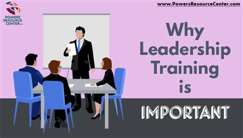 leadership training  important powers resource center