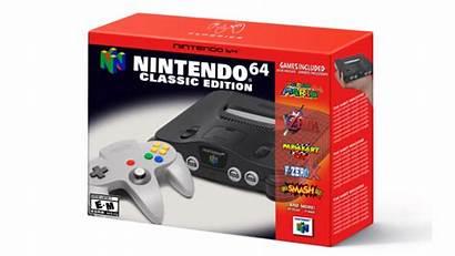 Nintendo 64 Mini N64 Classic Release Date