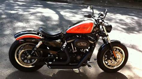 harley davidson sportster 1200 sound - Harley Davidson 1200
