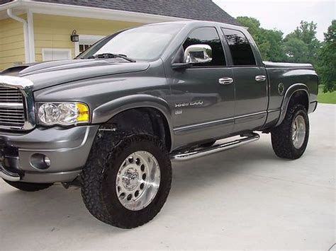 Find Used 2005 Dodge Ram 1500 Lifted 20 Inch Wheels 37x12