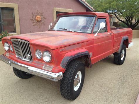 jeep gladiator 1966 1966 jeep gladiator the jeep farm