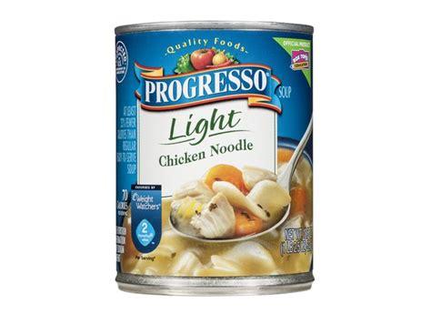 progresso light chicken noodle soup progresso light chicken noodle soup information from