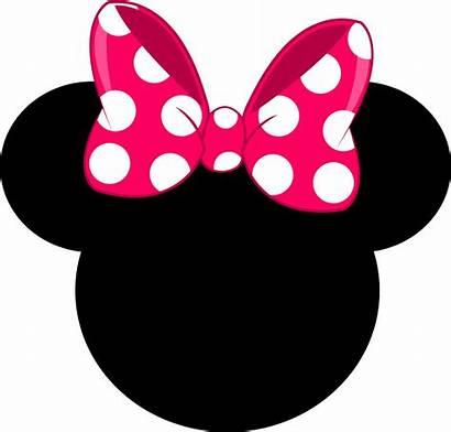 Minnie Mouse Mickey Head Clipart Ear Headband