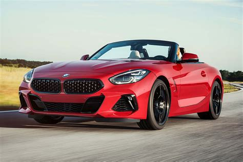 new 2019 bmw z4 revealed at pebble