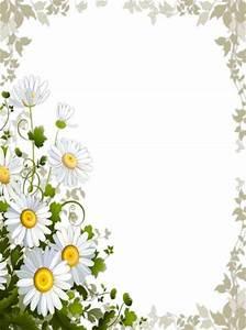 #border #frame | rajz | Pinterest | Frames and Daisies