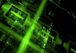 Abstract green technology background Photo | Free Download