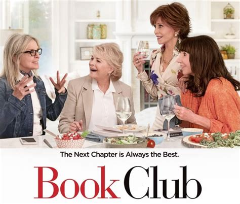 Book Club (movie Review)  Polly Castor