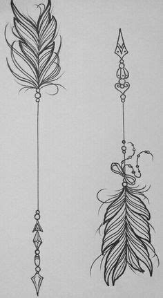 Pretty feather arrows | Tattoo ideas | Arrow tattoos, Tattoos, Feather tattoos
