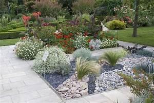 jardin mineral de l39arboretum jardin mineral veronique With idees amenagement jardin exterieur 1 creer un jardin avec des cactus et des palmiers
