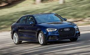 2017 Audi S3 Instrumented Test