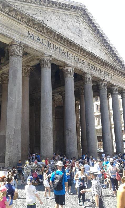 Ingresso Pantheon by Il Pantheon L Ingresso Coster 224 3 Oberlander