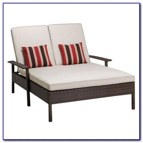 rolston wicker patio chaise lounge patios home