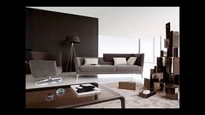 Moderne Wohnungseinrichtung Ideen : moderne m bel wohnzimmer youtube ~ Markanthonyermac.com Haus und Dekorationen