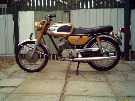 Yamaha Ycs1 Classic Bikes