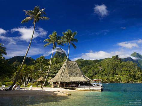 Island Great Atmosphere