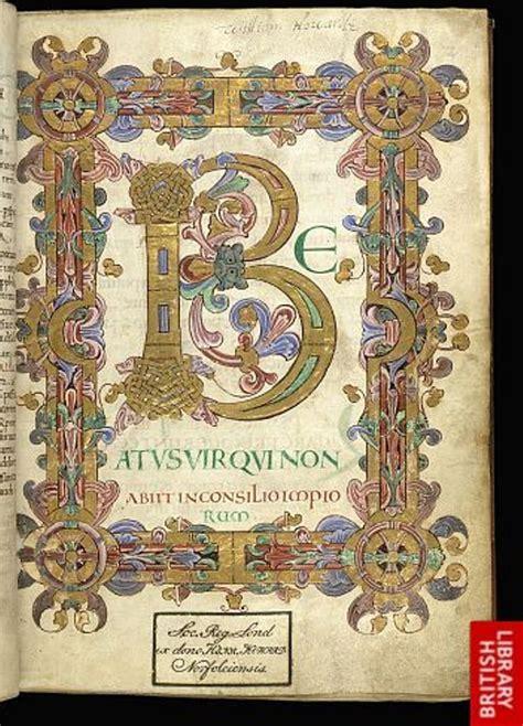 arundel ms  written   scribe named eadui basan