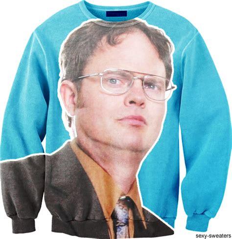Bears Beets Battlestar Galactica Dwight Schrute Sweater