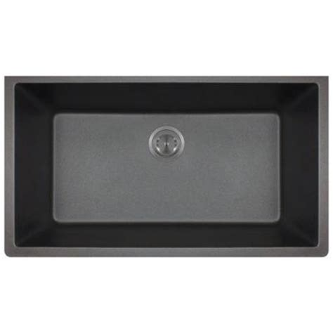ada undermount kitchen sink polaris sinks undermount granite 33 in single bowl 3986