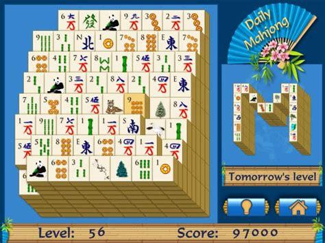 daily mahjong game funnygamesin