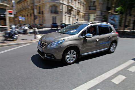 Peugeot Hybrid Air by Peugeot 2008 Hybrid Air Prototype Review Pictures Auto