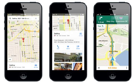 maps for iphone hallelujah maps returns to apple s iphone wired