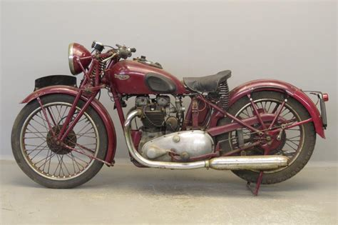 Triumph Speed 1938 by Triumph 1938 Speed 500cc 2 Cyl Ohv 2807 Yesterdays