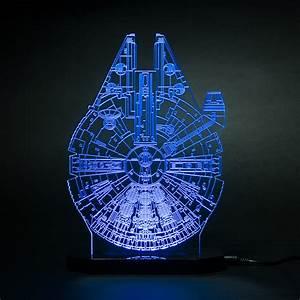 Faucon Millenium Star Wars : lampe star wars faucon millenium ~ Melissatoandfro.com Idées de Décoration
