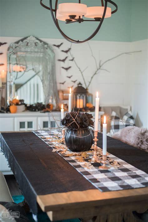 spooky glam halloween decor ideas   budget  diy mommy
