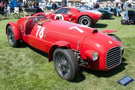 Ferrari 159 S - Chassis: 002C - Entrant: James M ...