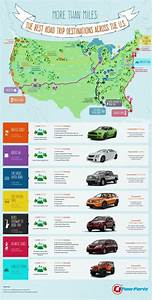 Blog Road Trip Usa : this beautiful infographic will totally inspire your next road trip ~ Medecine-chirurgie-esthetiques.com Avis de Voitures