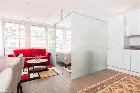bedroom flat  smallest  london hits market