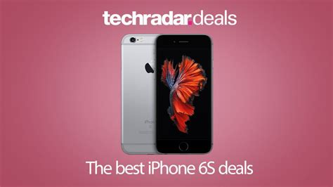 the best iphone 6s deals and uk contracts in september 2019 techradar