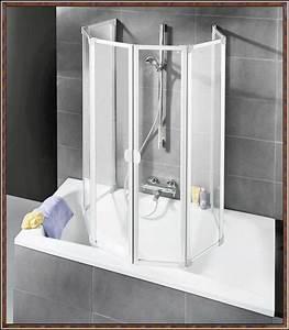 Duschvorhang Halterung Ohne Bohren : duschabtrennung badewanne ohne bohren ~ Michelbontemps.com Haus und Dekorationen